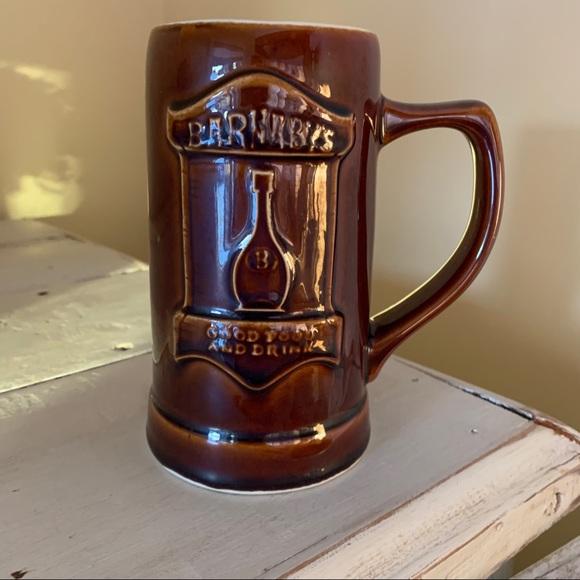 Vintage Hall Barnaby's Tall Beer Mug